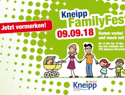 Kneipp FamilyFest