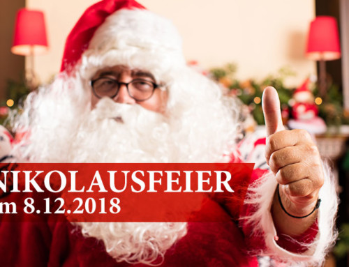 Nikolausfeier am 8.12.2018
