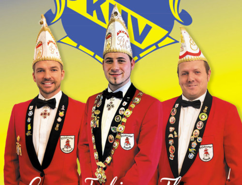 KUV feiert 5×11 – Wir gratulieren unserem Bruderverein