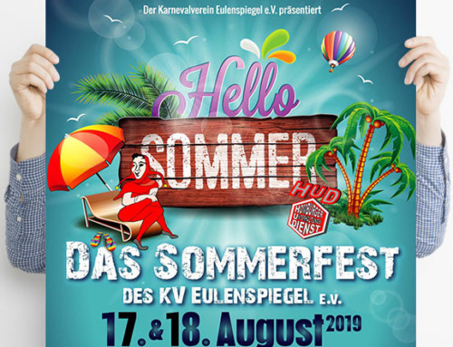 "Sommerfest 2019: ""Hello Summer"" Edition TWO"