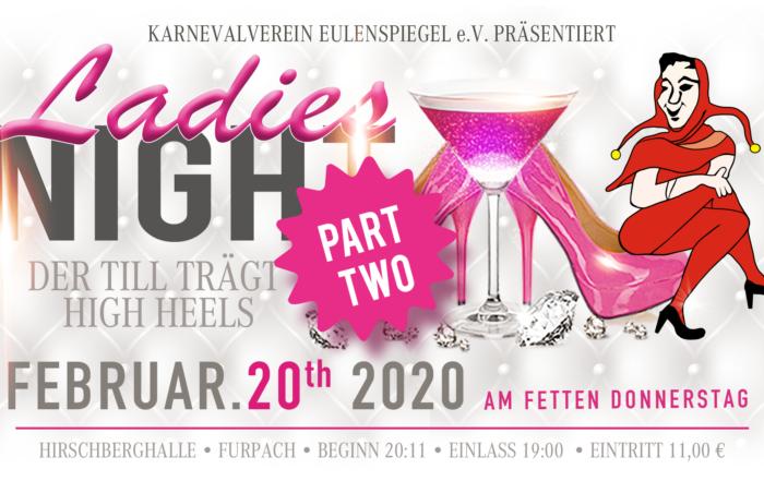 Karnevalverein Eulenspiegel Frauensitzung 2020 KVE Veranstaltung