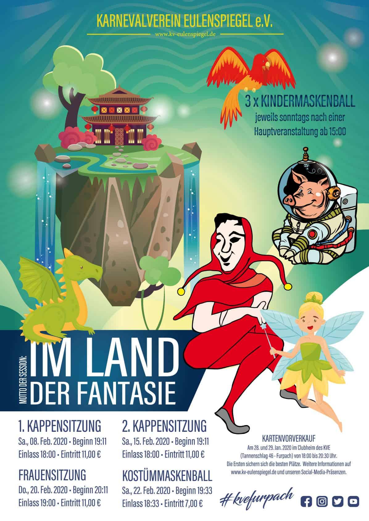 KVE - Im Land der Fantasie